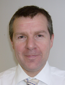 David Greenwood, solicitor specialising in historic child abuse cases