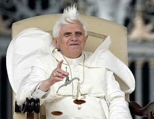 Who's going to prosecute the pope?