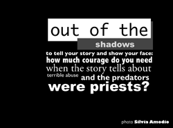 Survivors Voice project Out of the Shadows