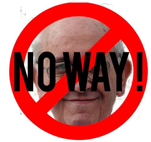 Francis-No-Way